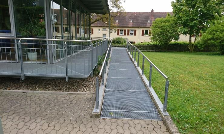 Weiter zu Barriefreies Bauen