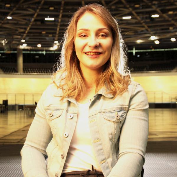 Bild zeigt Olympiasiegerin Kristina Vogel